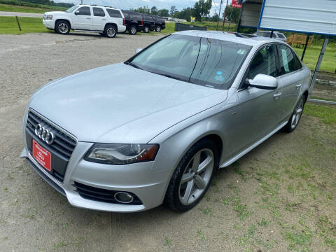 2012 Audi A4 for sale at Southtown Auto Sales in Whiteville NC