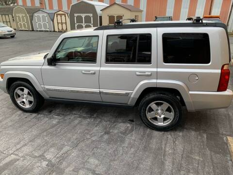 2010 Jeep Commander for sale at Country Auto Sales Inc. in Bristol VA