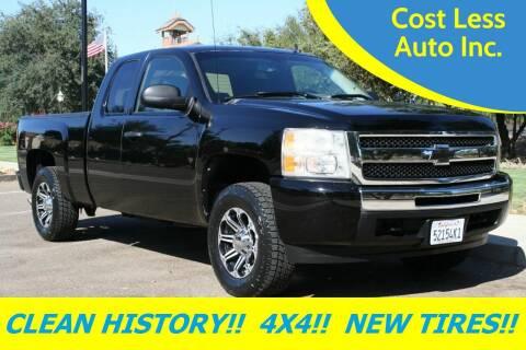 2010 Chevrolet Silverado 1500 for sale at Cost Less Auto Inc. in Rocklin CA