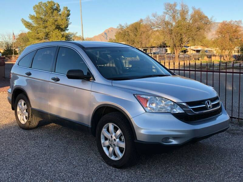 2011 Honda CR-V for sale at All Brands Auto Sales in Tucson AZ