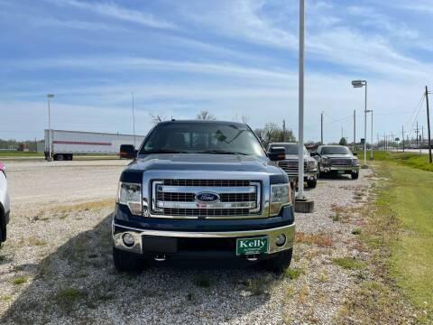 2013 Ford F-150 for sale at Kelly Automotive Inc in Moberly MO