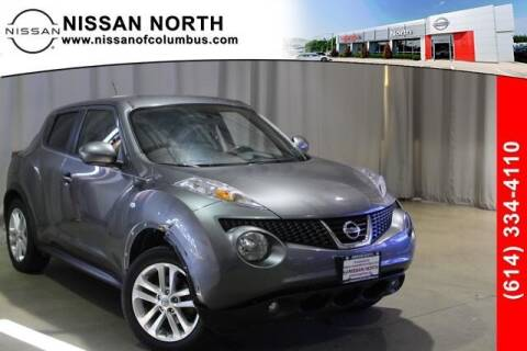 2012 Nissan JUKE for sale at Auto Center of Columbus in Columbus OH