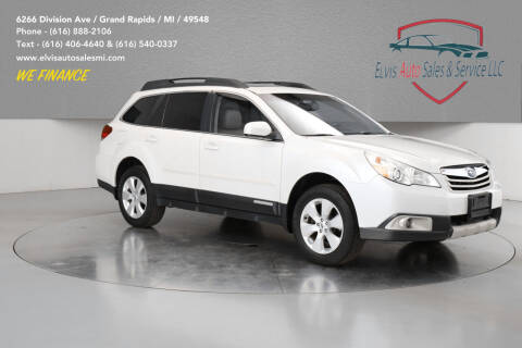 2012 Subaru Outback for sale at Elvis Auto Sales LLC in Grand Rapids MI
