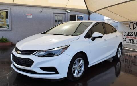 2016 Chevrolet Cruze for sale at 1st Class Motors in Phoenix AZ