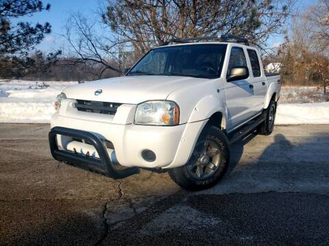 2004 Nissan Frontier for sale at Excalibur Auto Sales in Palatine IL