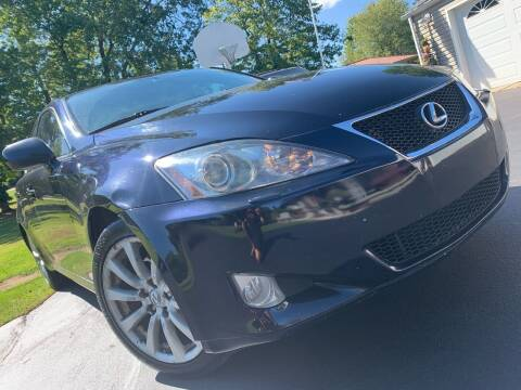2006 Lexus IS 250 for sale at Trocci's Auto Sales in West Pittsburg PA