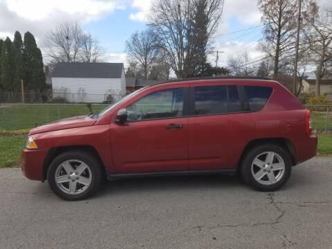 2007 Jeep Compass for sale at REM Motors in Columbus OH