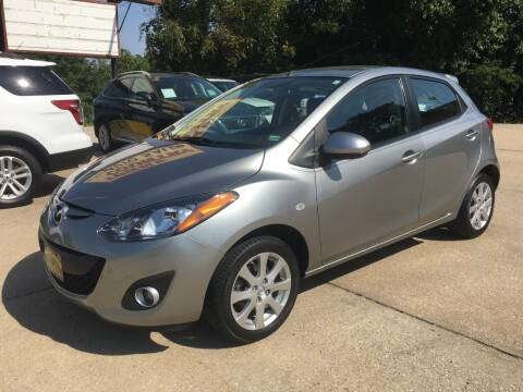 2011 Mazda MAZDA2 for sale at Town and Country Auto Sales in Jefferson City MO