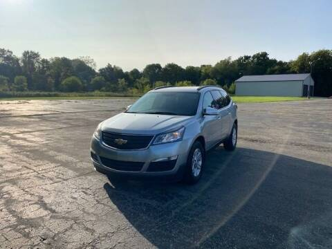2013 Chevrolet Traverse for sale at Caruzin Motors in Flint MI