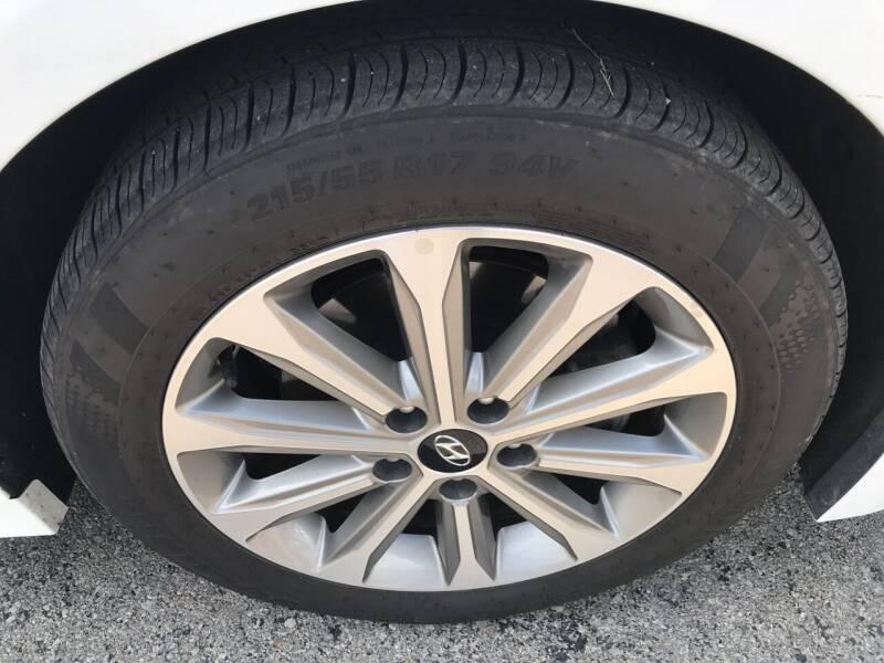 2016 Hyundai Sonata Limited 4dr Sedan - Lawrence KS