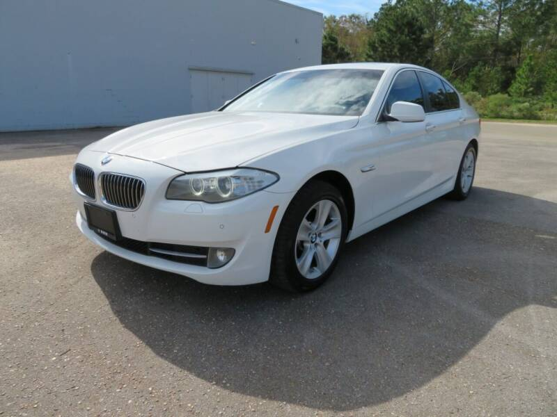 2012 BMW 5 Series for sale at Access Motors Co in Mobile AL