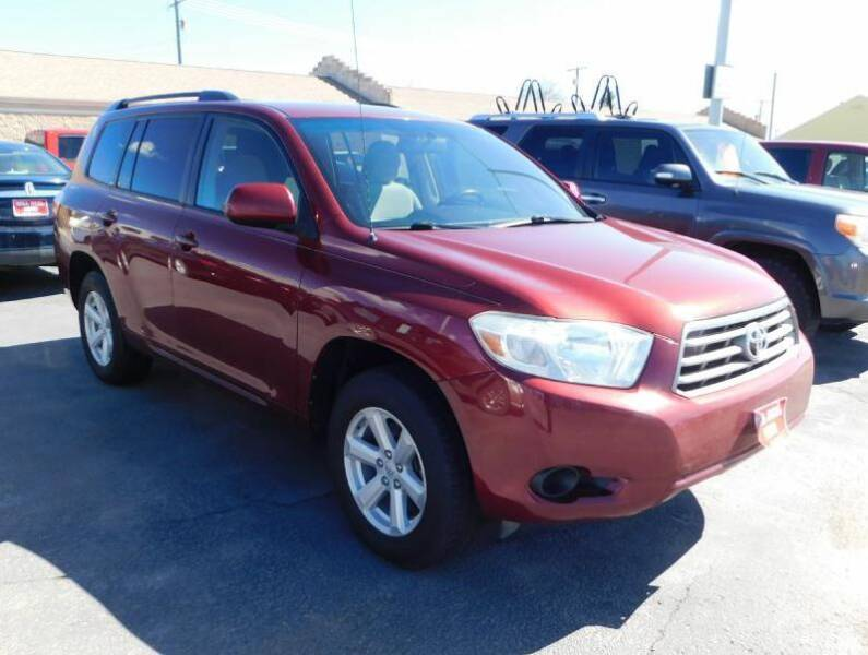 2010 Toyota Highlander for sale at Will Deal Auto & Rv Sales in Great Falls MT