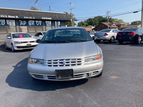 2000 Plymouth Breeze for sale at Savannah Motors in Belleville IL