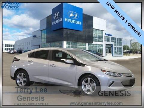 2018 Chevrolet Volt for sale at Terry Lee Hyundai in Noblesville IN