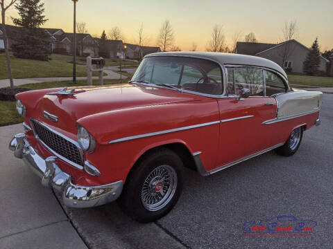 1955 Chevrolet Bel Air for sale at SelectClassicCars.com in Hiram GA