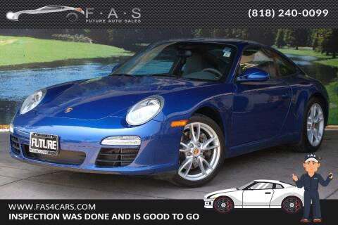 2009 Porsche 911 for sale at Best Car Buy in Glendale CA