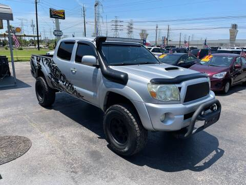 2008 Toyota Tacoma for sale at Texas 1 Auto Finance in Kemah TX