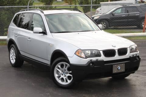 2004 BMW X3 for sale at Dan Paroby Auto Sales in Scranton PA