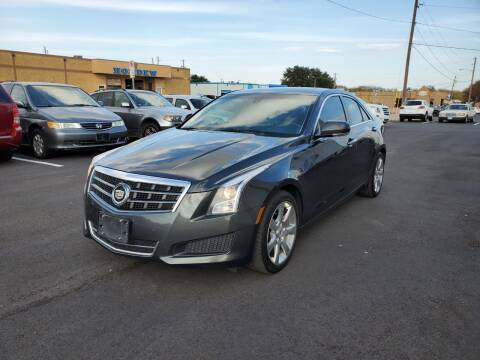 2014 Cadillac ATS for sale at Image Auto Sales in Dallas TX