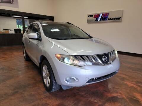 2009 Nissan Murano for sale at Driveline LLC in Jacksonville FL