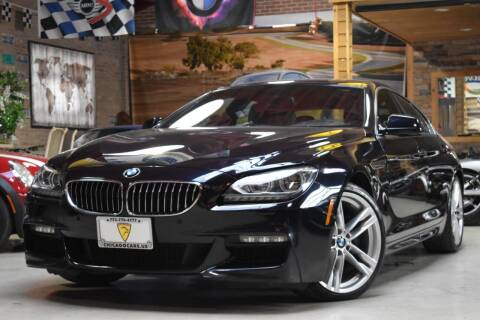 2013 BMW 6 Series for sale at Chicago Cars US in Summit IL