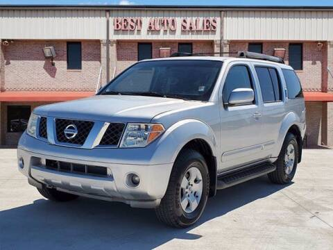 2007 Nissan Pathfinder for sale at Best Auto Sales LLC in Auburn AL