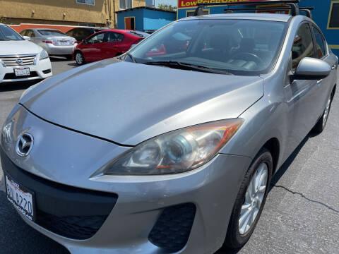 2012 Mazda MAZDA3 for sale at CARZ in San Diego CA