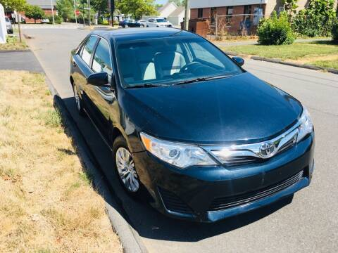 2014 Toyota Camry for sale at Kensington Family Auto in Kensington CT