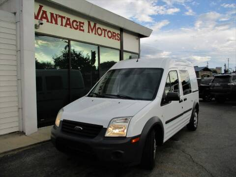 2013 Ford Transit Connect for sale at Vantage Motors LLC in Raytown MO