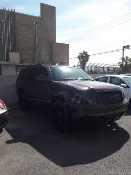 2007 GMC Yukon for sale at HAVANA AUTO SALES in Las Vegas NV