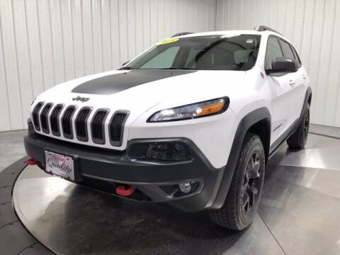 2018 Jeep Cherokee for sale at HILAND TOYOTA in Moline IL