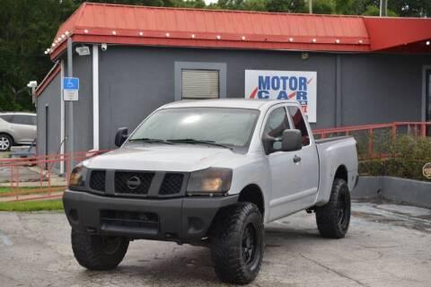 2008 Nissan Titan for sale at Motor Car Concepts II - Apopka Location in Apopka FL