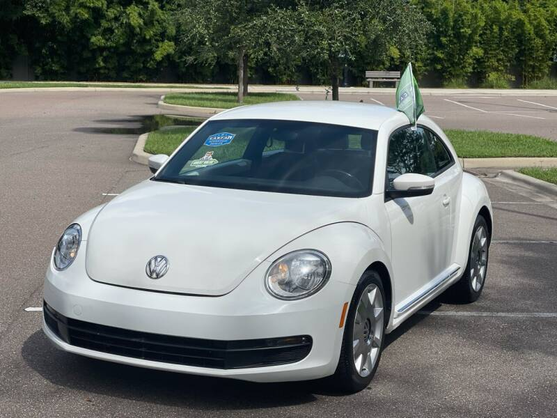 2012 Volkswagen Beetle for sale at Orlando Auto Sale in Port Orange FL