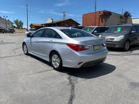 2014 Hyundai Sonata for sale at CarSmart Auto Group in Murray UT