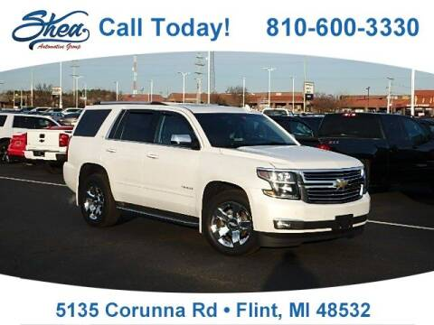 2016 Chevrolet Tahoe for sale at Jamie Sells Cars 810 in Flint MI