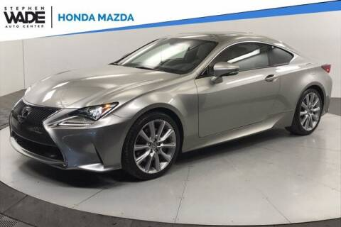 2015 Lexus RC 350 for sale at Stephen Wade Pre-Owned Supercenter in Saint George UT
