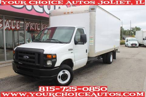 2013 Ford E-Series Chassis for sale at Your Choice Autos - Joliet in Joliet IL