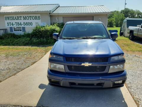 2012 Chevrolet Colorado for sale at Swihart Motors in Lapaz IN