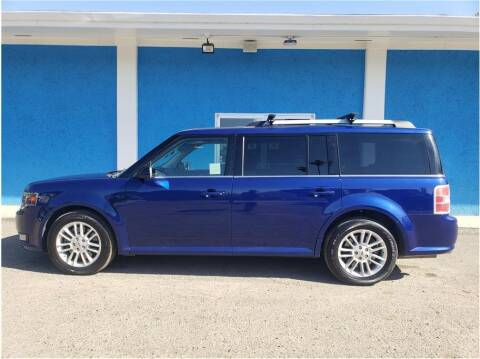 2013 Ford Flex for sale at Khodas Cars in Gilroy CA