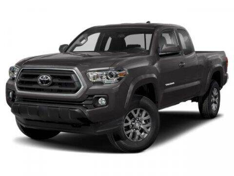 2021 Toyota Tacoma for sale at BEAMAN TOYOTA GMC BUICK in Nashville TN