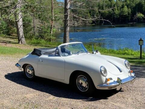 1964 Porsche 356 for sale at Gullwing Motor Cars Inc in Astoria NY