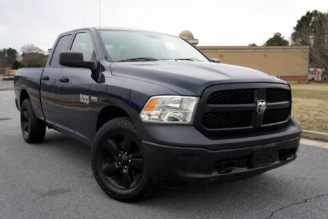 2014 RAM Ram Pickup 1500 for sale at CU Carfinders in Norcross GA