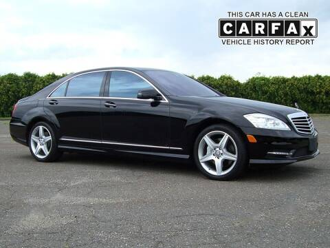 2011 Mercedes-Benz S-Class for sale at Atlantic Car Company in East Windsor CT