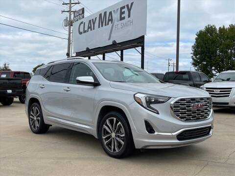 2020 GMC Terrain for sale at Clay Maxey Fort Smith in Fort Smith AR