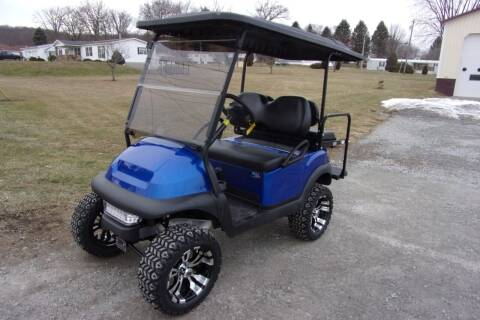 2016 Club Car Lifted Golf Cart Precedent 4 Passenger Gas EFI for sale at Area 31 Golf Carts - Gas 4 Passenger in Acme PA