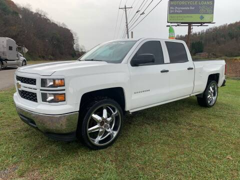 2014 Chevrolet Silverado 1500 for sale at ABINGDON AUTOMART LLC in Abingdon VA