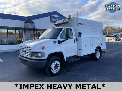 2009 GMC C5500 for sale at Impex Auto Sales in Greensboro NC