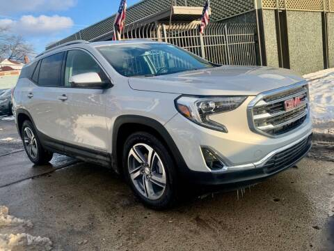 2019 GMC Terrain for sale at Gus's Used Auto Sales in Detroit MI