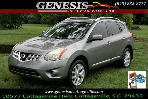 2013 Nissan Rogue for sale at Genesis Of Cottageville in Cottageville SC
