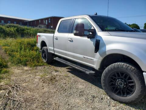 2019 Ford F-350 Super Duty for sale at One Stop Auto Sales, Collision & Service Center in Somerset PA